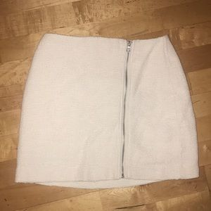 Urban Outfitters Skirts - White Knit skirt